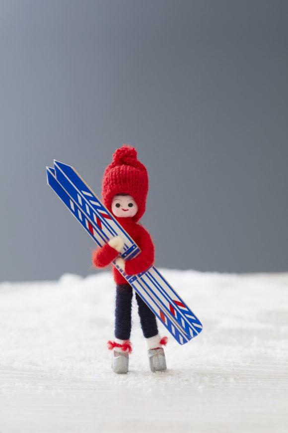 NOAH et ses skis